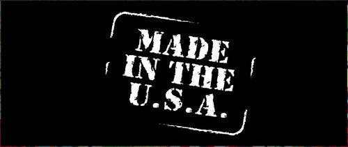 """Made In USA"" Patch"