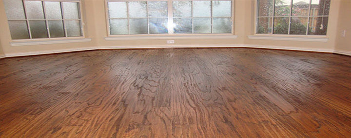 Hand-scraped Hardwood in Los Angeles