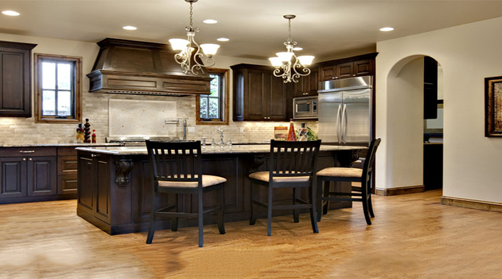 Choosing Hardwood Flooring for the Kitchen