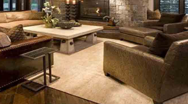 Go rustic! Tips to Achieve a Rustic Living Room