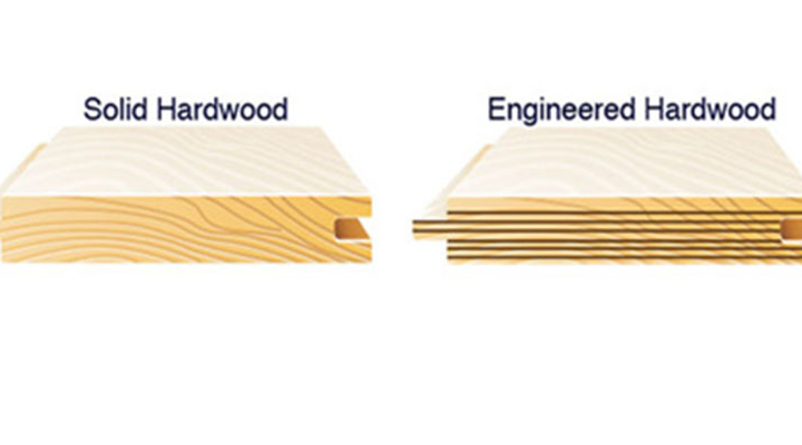 Hardwood Flooring: Solid Core vs. Engineered