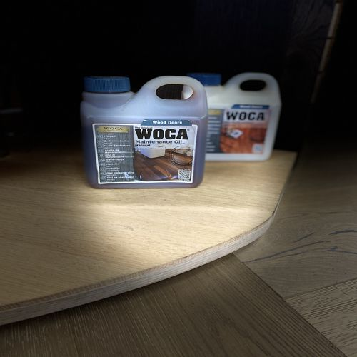 Wood Flooring Maintenance - WOCA