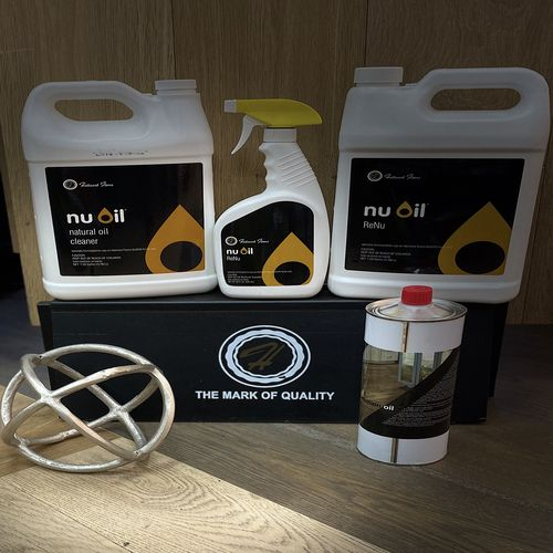 nu Oil Hardwood Finish Care & Maintenance - Hallmark
