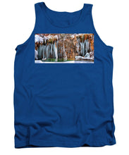 A Spring That Knows No Summer. - Hanging Lake Print - Tank Top