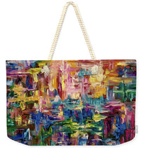 Abstract - Colorful World - Weekender Tote Bag