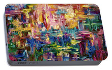 Abstract - Colorful World - Portable Battery Charger