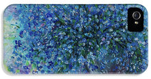 Bouquet Of Forget Me Nots - 2 - Phone Case