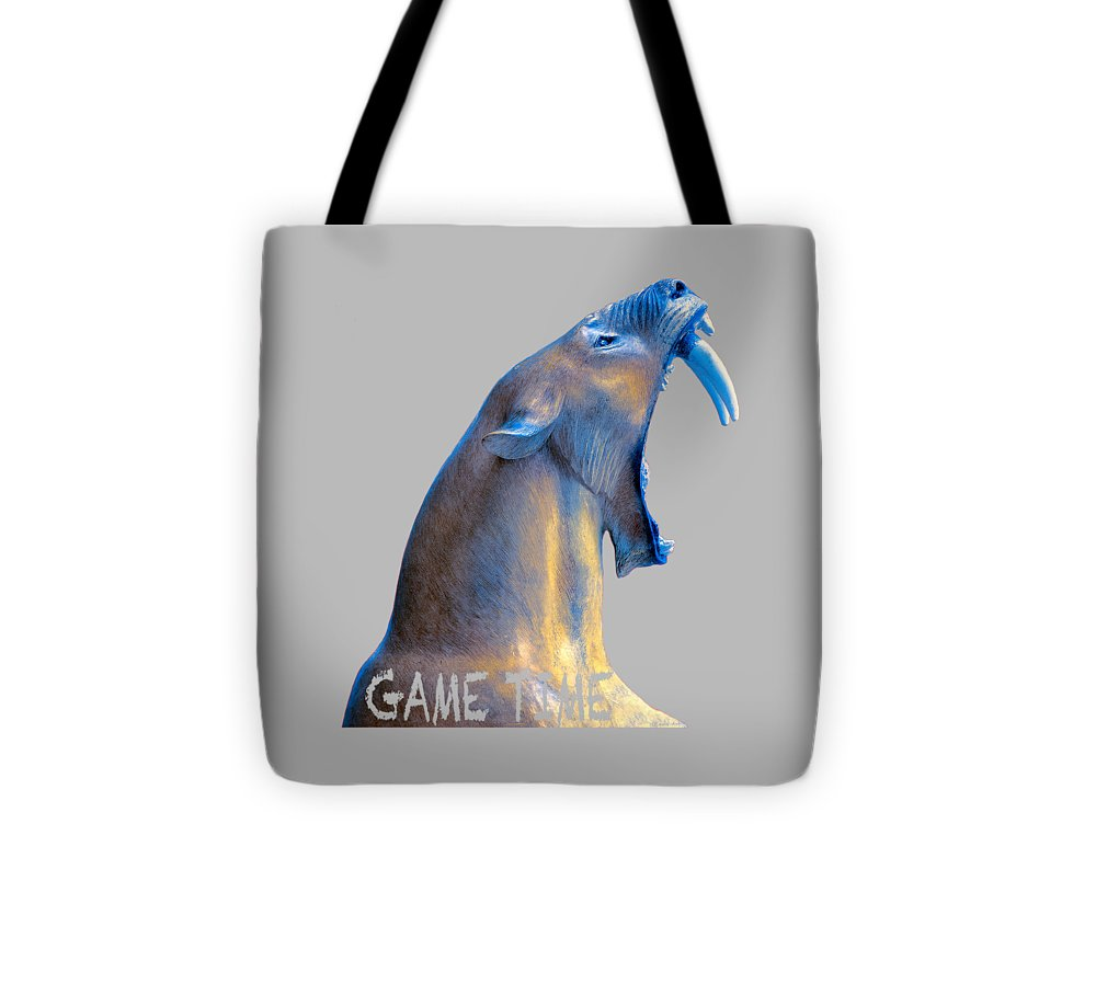 Hear Me Roar - Tote Bag
