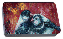 Love Birds   - Portable Battery Charger