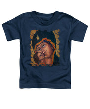 Mother Of God By Lena Owens - Toddler T-Shirt