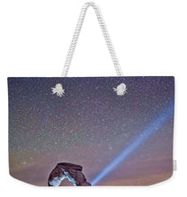 Starry Night Pointer - Weekender Tote Bag