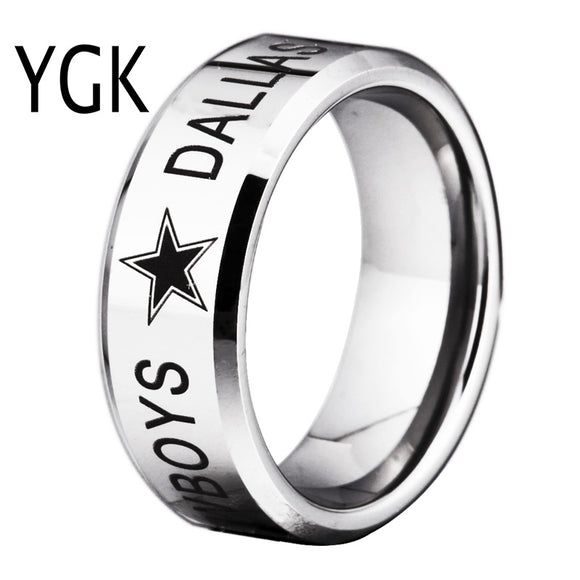 Dallas Cowboys Tagged football ring Urban Brook