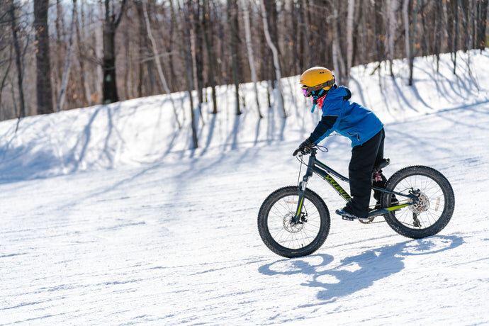 Fat Biking Youth 12 and under Ticket