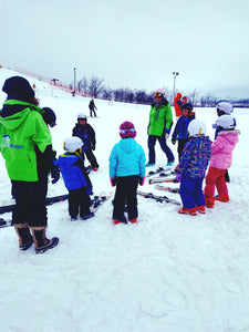 Snow Sports 4th grade passport--- 2 hour add on lesson