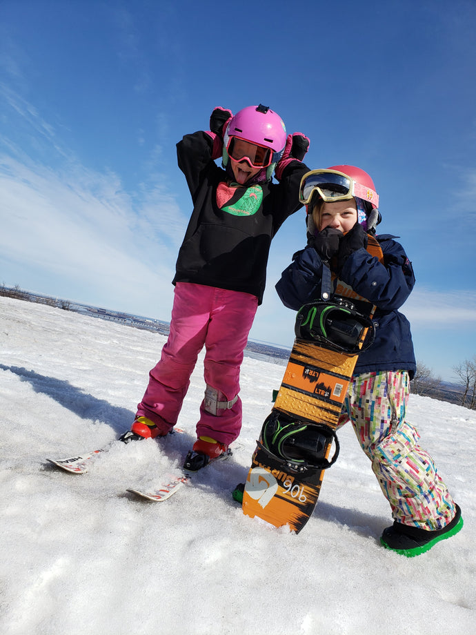 SnowSports Wee Board Lessons (2-6)