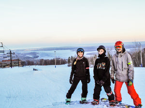 Snow Sports Learn to Snowboard - ages 13+