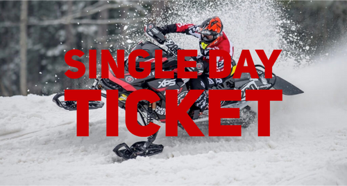 Snocross: Adult - Friday or Sunday