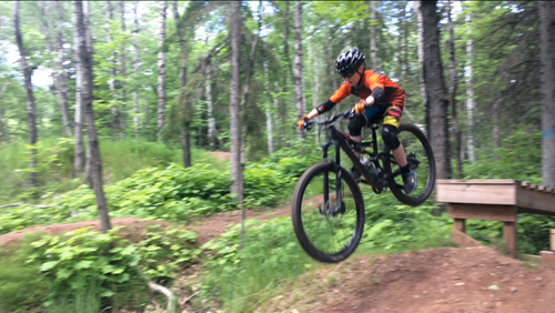 College Mountain Bike Pass 2018
