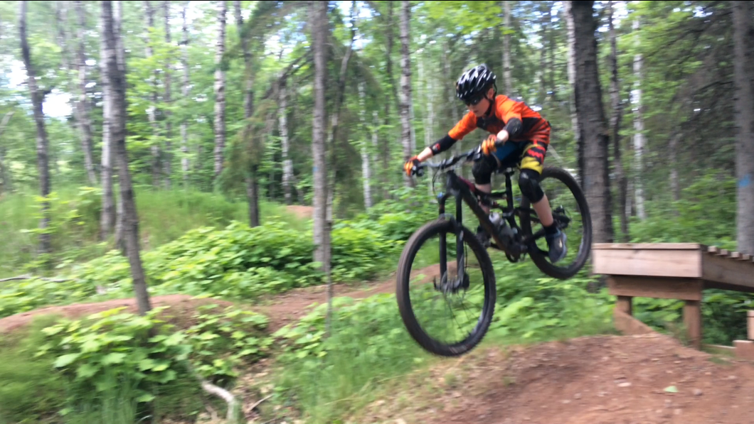 Military Mountain Bike Pass 2018