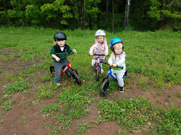 Strider Camp - Bring Your Own Bike