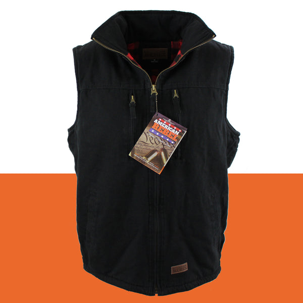 Cartwright Canvas Coats - Vest