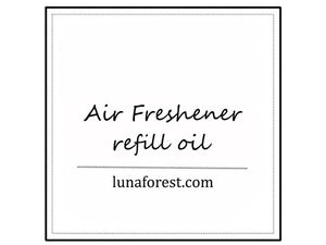 Air Freshener refill oil 1oz