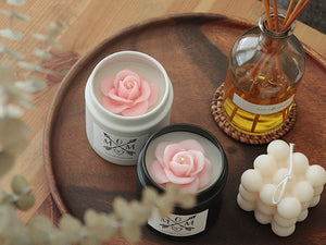 Mother's Day Rose Soy Candle