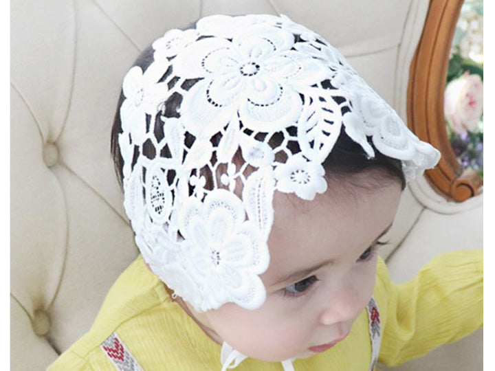 Baby lace hair Band