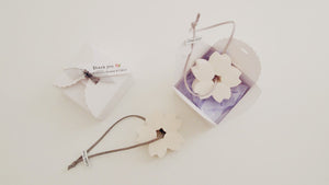 Set of 20 Cherry Blossom Air Freshener Favor