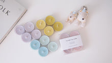 Set of 4*4 Soy Tealights Candles