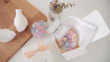 Set of 20 Heart Goat Milk Soap Favor