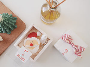 Christmas Santa Car Air Freshener with 5ml refill oil