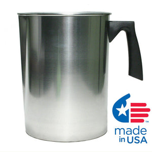 Small Aluminum or Plastic Pouring Pitcher