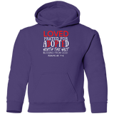 Ost Family Adoption Youth Hoodie