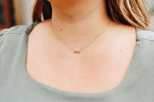 Mountain Trails Necklace