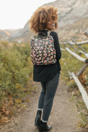 Rockin' Rose Backpack