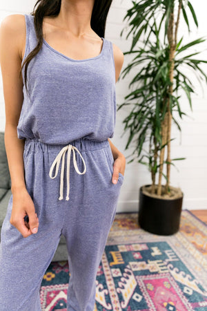 Almost Pajamas Jumpsuit