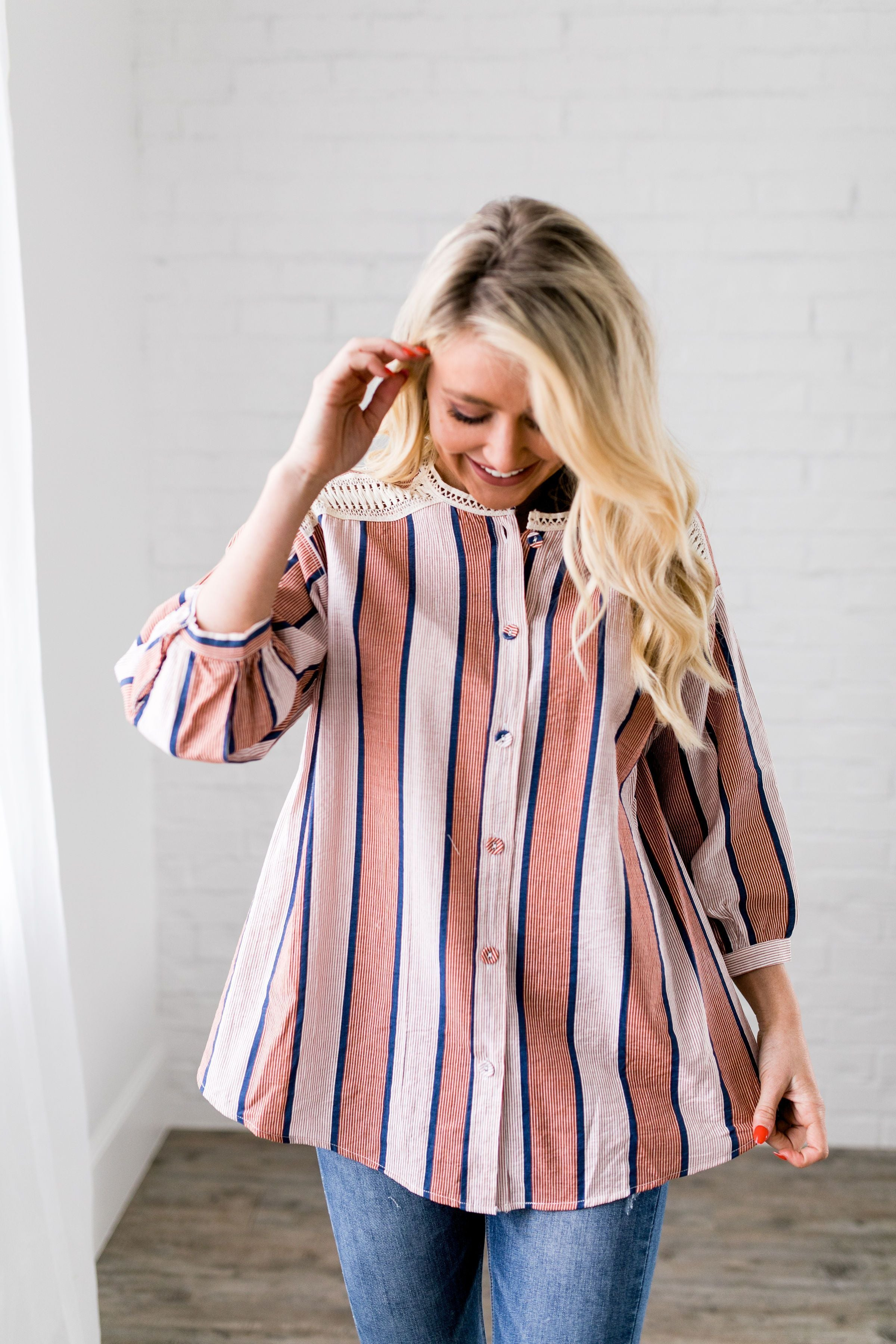 Hampton Weekend Blouse