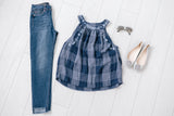 Picnic Plaid Halter