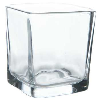 Square Glass Votives