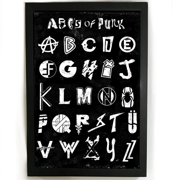 ABCs of Punk poster