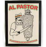 Unknown Al Pastor Pleasures poster