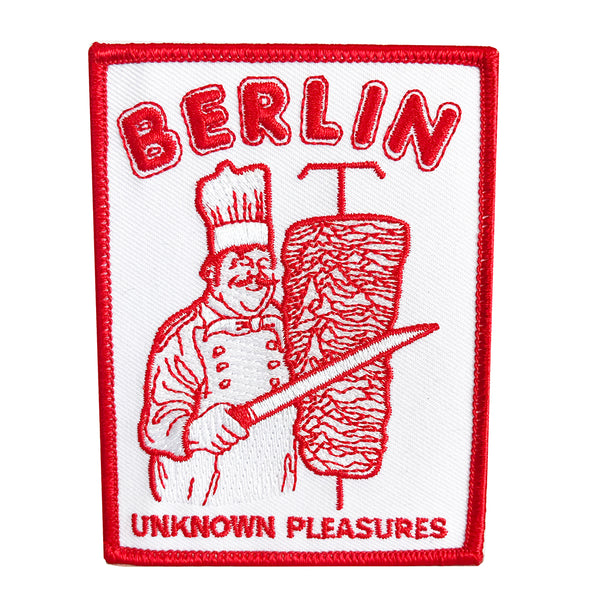 Döner Division Patch
