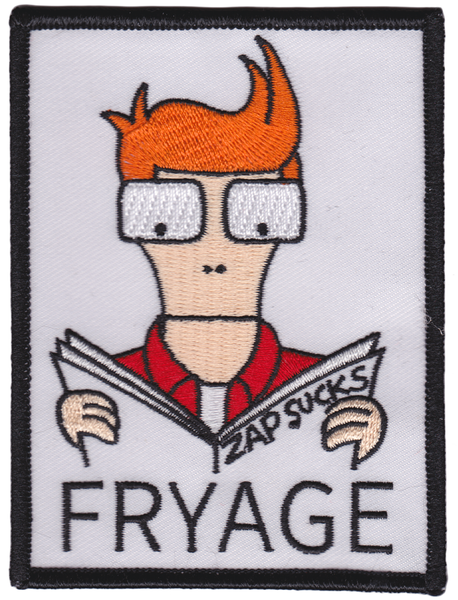 FRYAGE patch