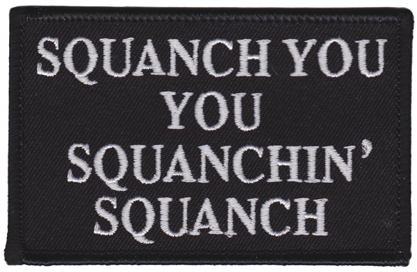 Squanch Patch