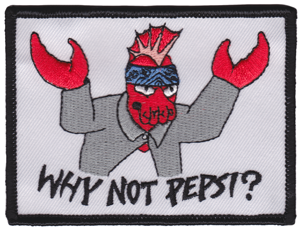 Suicidal Zoidberg Patch