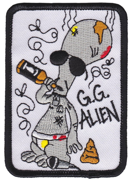 GG Alien Patch