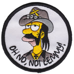 Oh No, Not Lemmy! Patch