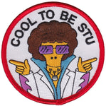 Cool To Be Stu Patch