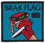 Brak Flag Patch